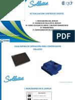 Manual para Controles CRIOTEC-GDR2
