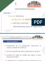 Presentacion_ para Directivos _Taller_Herramientas Lectura_P de T_CM y SisAT