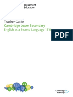 1110 Lower Secondary English as a Second Language Teacher Guide 2018_tcm143-353989