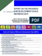 Laporan Singkat Capaian MDGs 2010-English-1
