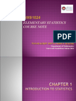 K00721_20200819141744_SMS1024 Chapter 1 Introduction to Statistics