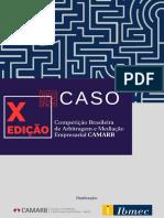CASO X EDIÇÃO CAMARB