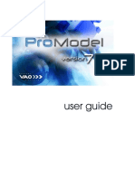 ProModel User Guide.pdf