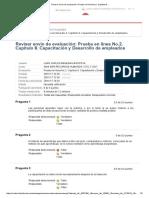 Revisar envío de evaluación_ Prueba en línea No.2. Capítulo 8..