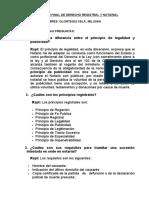 II EXAMEN FINAL DE DERECHO REGISTRAL Y NOTARIAL