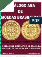 CATÁLOGO DE MOEDAS BRASILEIRAS AGA 1568 - 2020.pdf