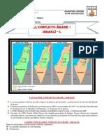 CONFLICTO ARABE ISRAÉLI I 4TO NOLASCO