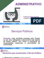 Estudar para OAB - Administrativo - Serviços Públicos.pdf
