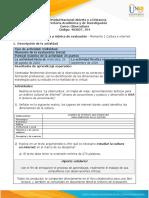 Guia de actividades y Rúbrica de evaluación - Momento 1 - Qué conozco sobre cultura, internet y virtualidad (1)-convertido.docx
