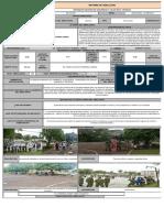 FORMATO DE REPORTE DE SIMULACRO SECCIONAL FLORENCIA