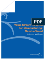 VSM for Manufacturing by LEI - keddy