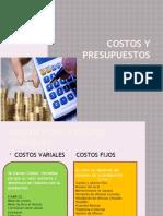 Costos y Presupuestos 2
