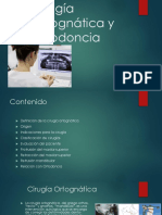 Cirugía Ortognática y Ortodoncia. Pdf
