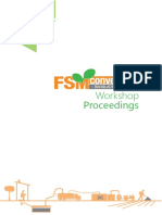 1st FSM Convention Proceeding 2016