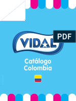CATALOGO COLOMBIA 2020