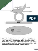 smallplaneminiclock