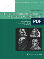Benti_Oromo Indigenous Religion_Index