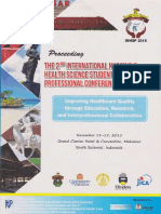 Proceeding Conference of The 2nd INHSP 2015