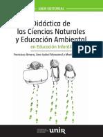 Didáctica de las Ciencias Naturales y Educación Ambiental en Educación Infantil