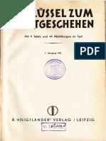 Bittner, Karl Gustav - Atlantische Renaissance (1931, Orig., dsb.)