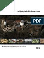 Blaich, Markus C. - Ottonische Pfalzen und Königshöfe in Niedersachsen. Bemerkungen zum Forschungsstand (2013, Orig., dsb.)