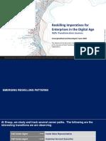 Reskilling Imperatives for Enterprises in the Digital Age - Draup