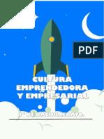 Cultura Emprendedora y Empresarial 1º Bachillerato