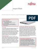 Fujitsu 1FINITY-T600-Data-Sheet