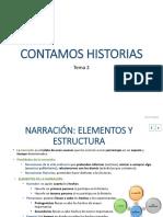 Tema 2 CONTAMOS HISTORIAS_ Lengua 1º ESO.pdf