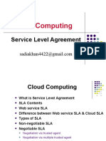 1-SLA-Cloud Comp