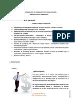 Guía 4 Marco Conceptual