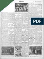El Imparcial. 26-11-1927 - Estreno de Antaño