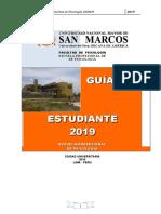 Guia del estudiante 2019  final