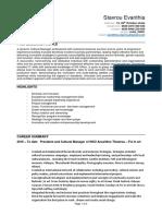 Evanthia Stavrou CV 2019 .pdf