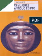 Robins, Gay. - Las mujeres en el Antiguo Egipto [1993].pdf