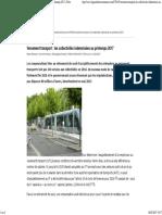 Lagazette.fr » Versement transport _ les collectivités indemnisées au printemps 2017 » Print