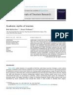 [Aula 03 _ Leitura Bônus] Academic Myths of Tourism.pdf