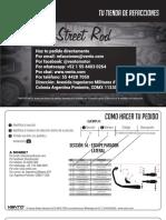 STREETROD-parts-booklet