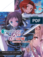 Sword Art Online 20_ Moon Cradle, V20