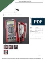 Multímetro Digital UA890D - VISTRONICA SAS