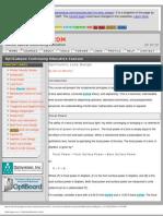 OptiCampus.com - Continuing Education Course