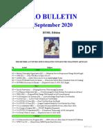 Bulletin 200901 (HTML Edition)