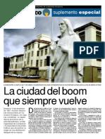 Suplemento aniversario de Comodoro Rivadavia 2006