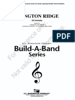 ABINGTON RIDGE     A  BAND