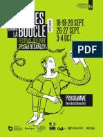 PROGRAMME. Besançon