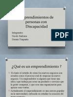 emprendimientos de discapacitados.pptx