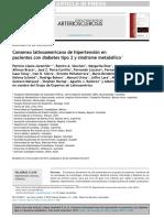 7. Consenso latinoamericano de hipertensión
