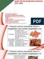 3)  CLASIFICACION DE LOS PRODUCTOS CÁRNICOS 1 ok