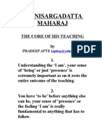 Core Teachings SRI NISARGADATTA MAHARAJ.pdf