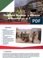 Ppt_pequeña Mineria y Mineria Artesanal